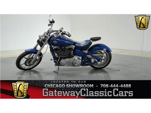 2008 Harley-Davidson FXCWC for sale in Tinley Park, Illinois 60487