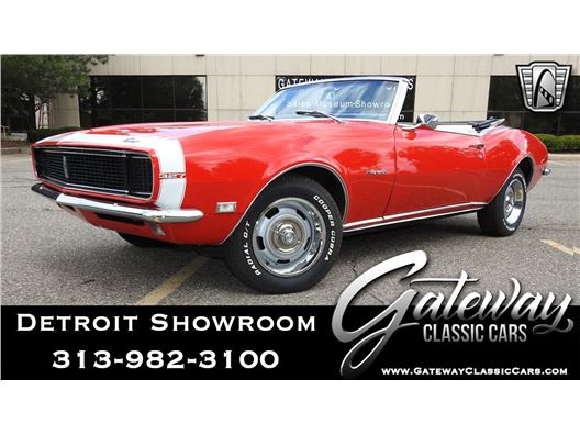 1968 Chevrolet Camaro for sale in Dearborn, Michigan 48120