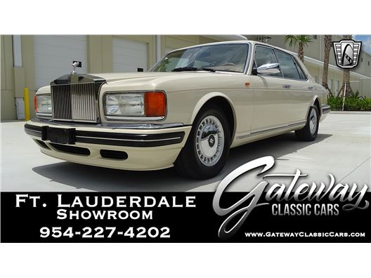 1997 Rolls-Royce Silver Spur for sale in Coral Springs, Florida 33065