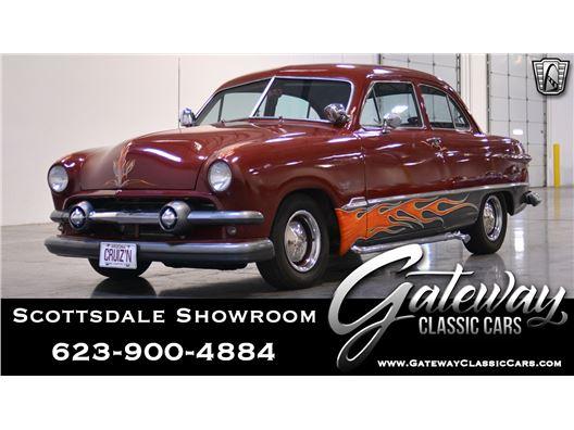 1951 Ford Custom for sale in Phoenix, Arizona 85027