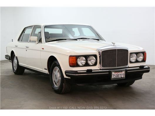 1989 Bentley Eight for sale in Los Angeles, California 90063