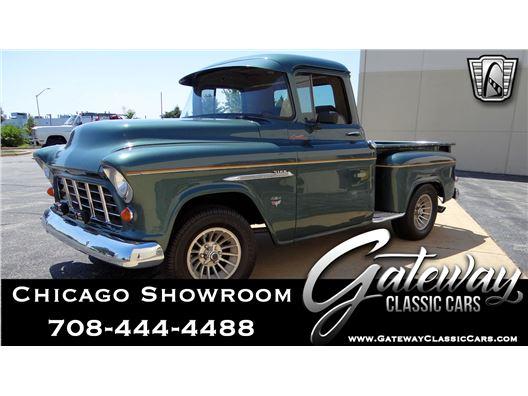 1955 Chevrolet 3100 for sale in Crete, Illinois 60417