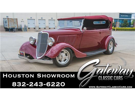 1933 Ford Phaeton for sale in Houston, Texas 77090