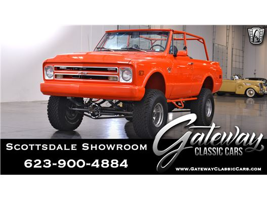 1972 Chevrolet Blazer for sale in Deer Valley, Arizona 85027