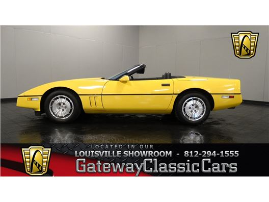 1986 Chevrolet Corvette for sale in Memphis, Indiana 47143