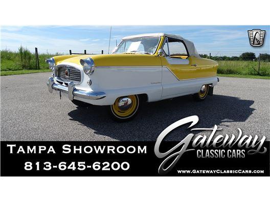 1961 Nash Metropolitan for sale in Ruskin, Florida 33570