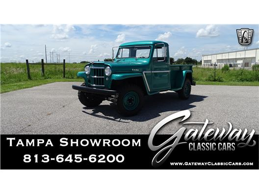 1962 Willys Pickup for sale in Ruskin, Florida 33570