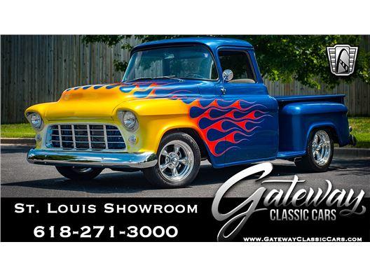 1955 Chevrolet 3100 for sale in OFallon, Illinois 62269
