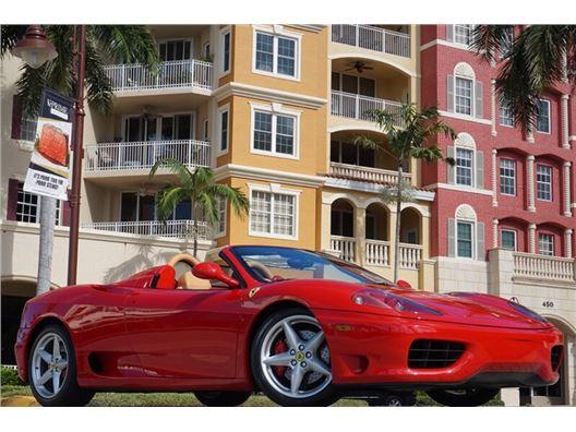 2004 Ferrari 360 for sale on GoCars.org