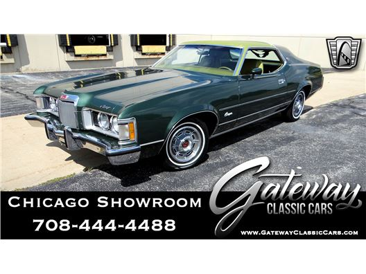 1973 Mercury Cougar for sale in Crete, Illinois 60417