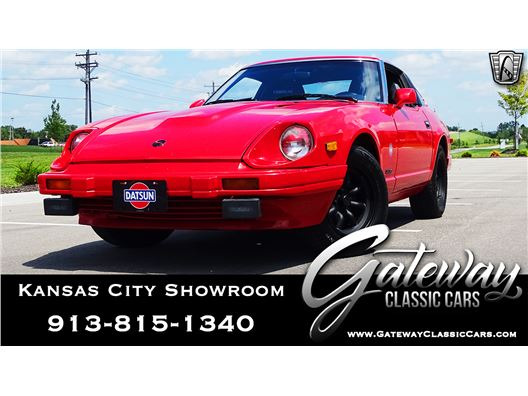 1983 Nissan 280ZX for sale in Olathe, Kansas 66061