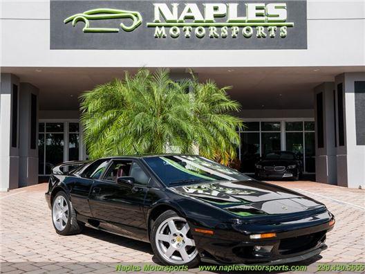 1997 Lotus Esprit V8 for sale in Naples, Florida 34104