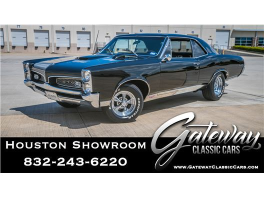 1967 Pontiac GTO for sale in Houston, Texas 77090