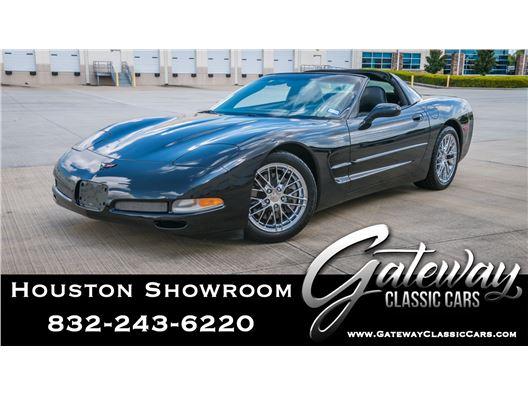 2004 Chevrolet Corvette for sale in Houston, Texas 77090