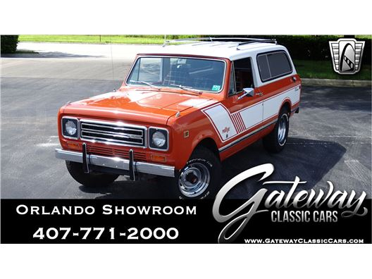 1979 International Scout for sale in Lake Mary, Florida 32746
