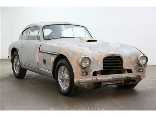 1956 Aston Martin DB2/4 MK I for sale in Los Angeles, California 90063