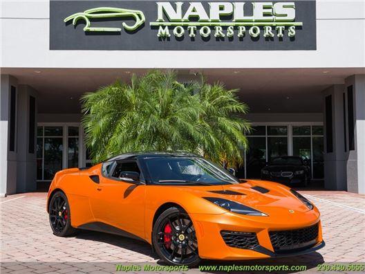 2018 Lotus Evora 400 for sale in Naples, Florida 34104