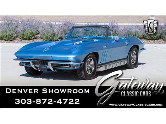 1966 Chevrolet Corvette for sale in Englewood, Colorado 80112