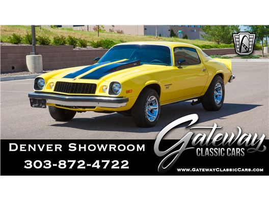 1975 Chevrolet Camaro for sale in Englewood, Colorado 80112