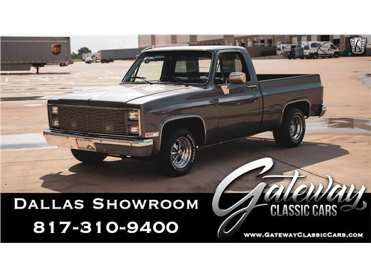 1986 Chevrolet C10 for sale in DFW Airport, Texas 76051