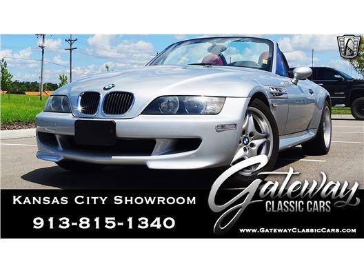 2001 BMW M Roadster for sale in Olathe, Kansas 66061