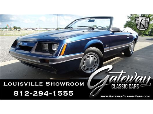 1985 Ford Mustang for sale in Memphis, Indiana 47143