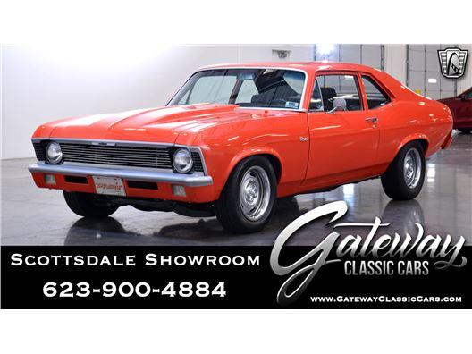 1970 Chevrolet Nova for sale in Deer Valley, Arizona 85027