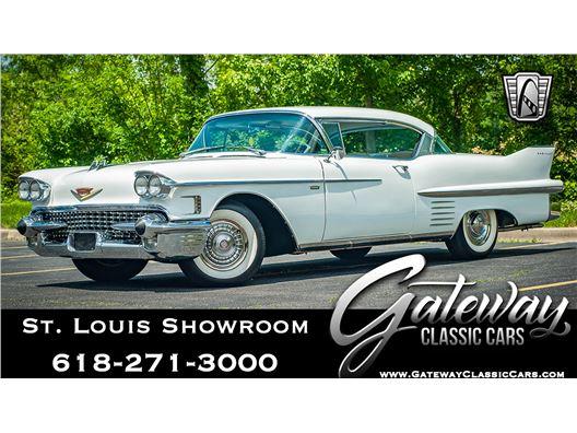1958 Cadillac Series 62 for sale in OFallon, Illinois 62269