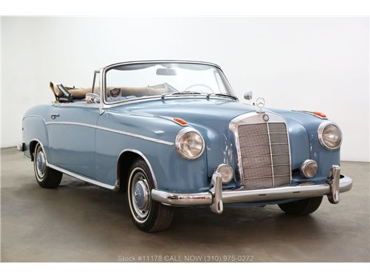 1958 Mercedes-Benz 220SE for sale in Los Angeles, California 90063