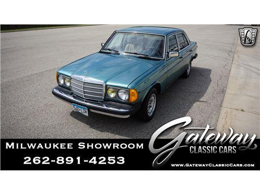 1984 Mercedes-Benz 300DT for sale in Kenosha, Wisconsin 53144