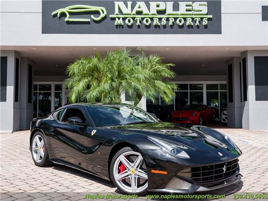 2014 Ferrari F12 Berlinetta for sale in Naples, Florida 34104