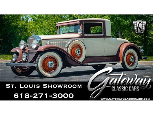1931 LaSalle Coupe for sale in OFallon, Illinois 62269