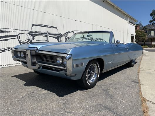 1968 Pontiac Bonneville for sale in Pleasanton, California 94566