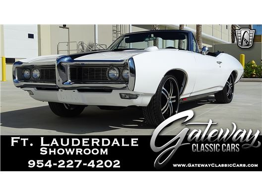 1968 Pontiac LeMans for sale in Coral Springs, Florida 33065