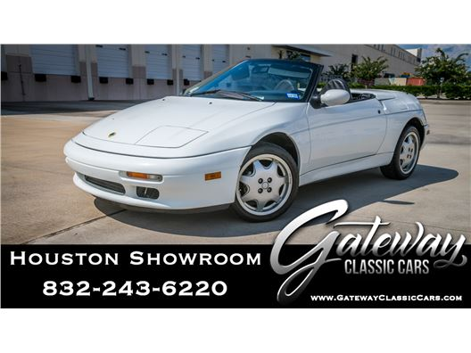 1991 Lotus Elan for sale in Houston, Texas 77090