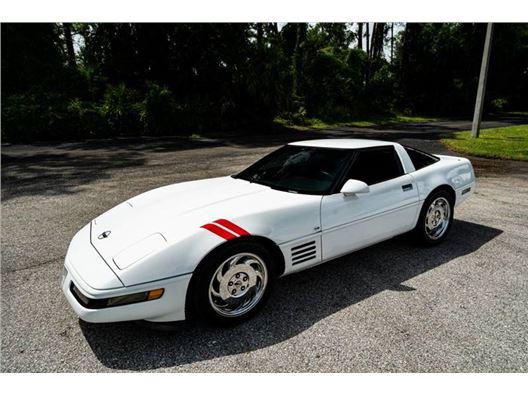 1993 Chevrolet Corvette for sale in Sarasota, Florida 34232
