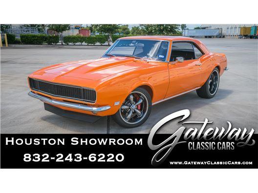 1968 Chevrolet Camaro for sale in Houston, Texas 77090