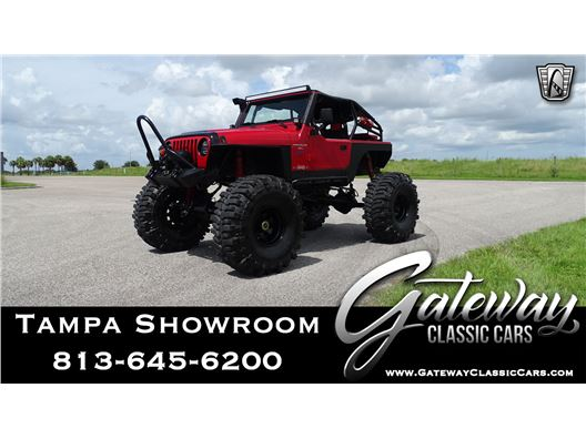 1997 Jeep Wrangler for sale in Ruskin, Florida 33570