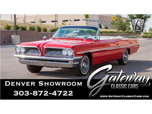 1961 Pontiac Bonneville for sale in Englewood, Colorado 80112