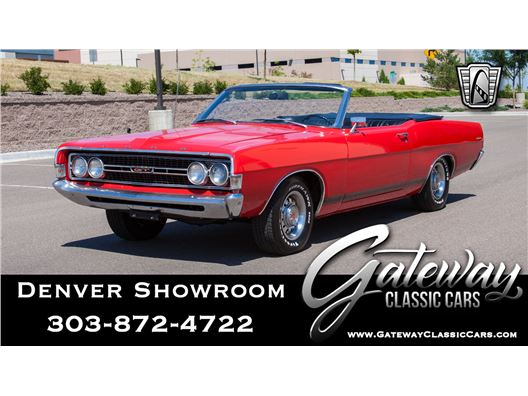 1968 Ford Torino for sale in Englewood, Colorado 80112