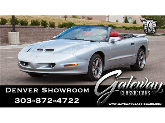 1995 Pontiac Firebird for sale in Englewood, Colorado 80112