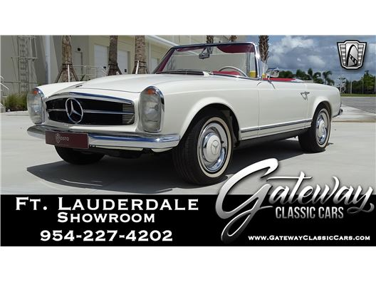 1965 Mercedes-Benz 230SL for sale in Coral Springs, Florida 33065
