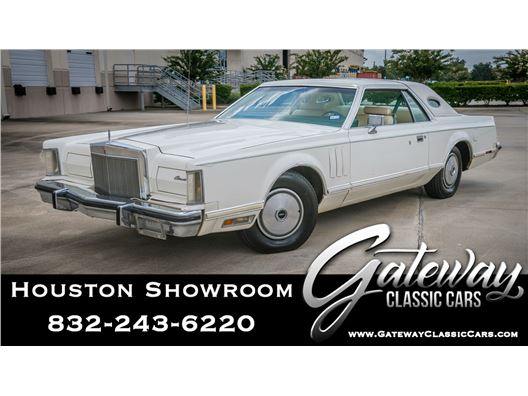 1977 Lincoln Mark for sale in Houston, Texas 77090
