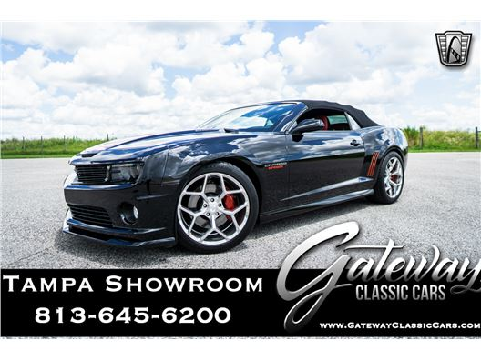2012 Chevrolet Camaro for sale in Ruskin, Florida 33570