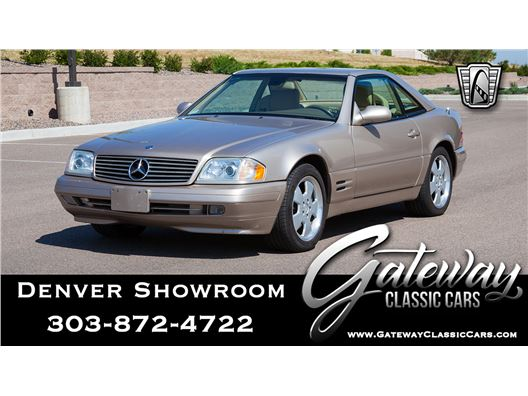 2000 Mercedes-Benz SL500 for sale in Englewood, Colorado 80112