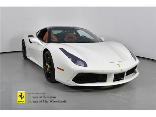 2018 Ferrari 488 GTB for sale in Houston, Texas 77057