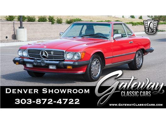 1989 Mercedes-Benz 560SL for sale in Englewood, Colorado 80112
