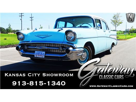 1957 Chevrolet 210 for sale in Olathe, Kansas 66061