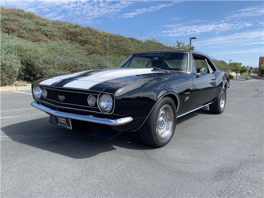 1967 Chevrolet Camaro for sale in Benicia, California 94510