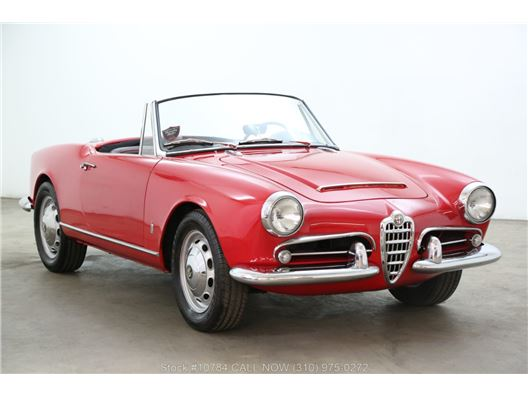 1965 Alfa Romeo Giulia Spider Veloce for sale in Los Angeles, California 90063